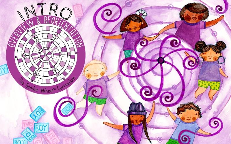 The Gender Wheel Curriculum - INTRO