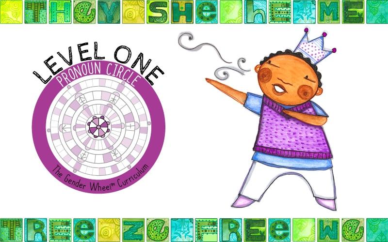 The Gender Wheel Curriculum - Level ONE