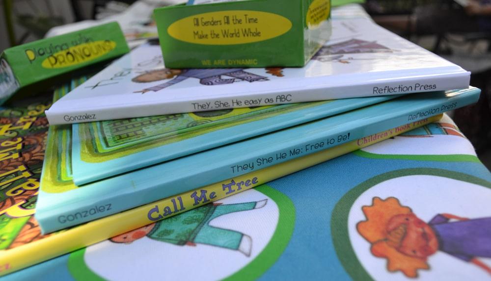 Gender Inclusive Educational Materials